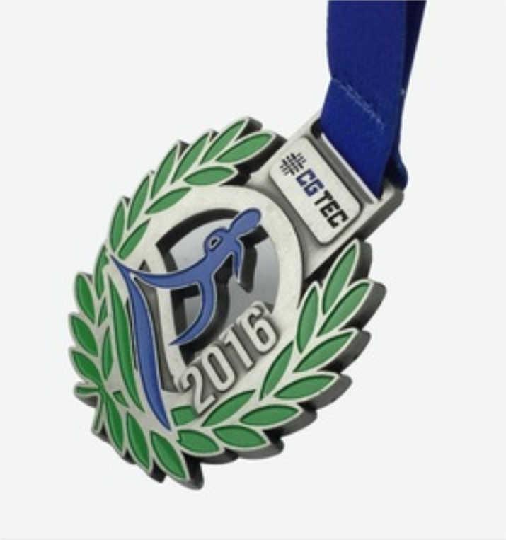 Лента для медали с логотипом Екатеринбург Фото